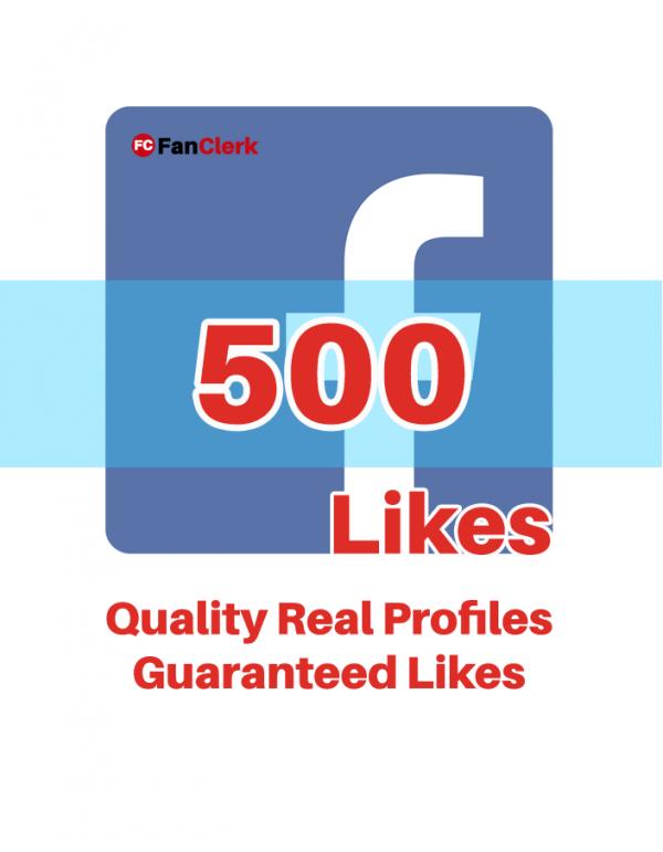 buy facebook likes 500