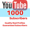 buy youtube subscribers 1000