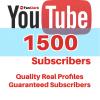 buy youtube subscribers 1500