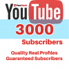 buy youtube subscribers 3000