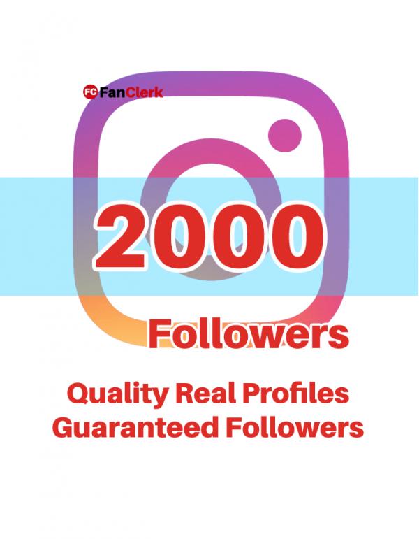 buy instagram followers 2000