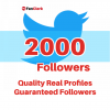 buy twitter followers 2000