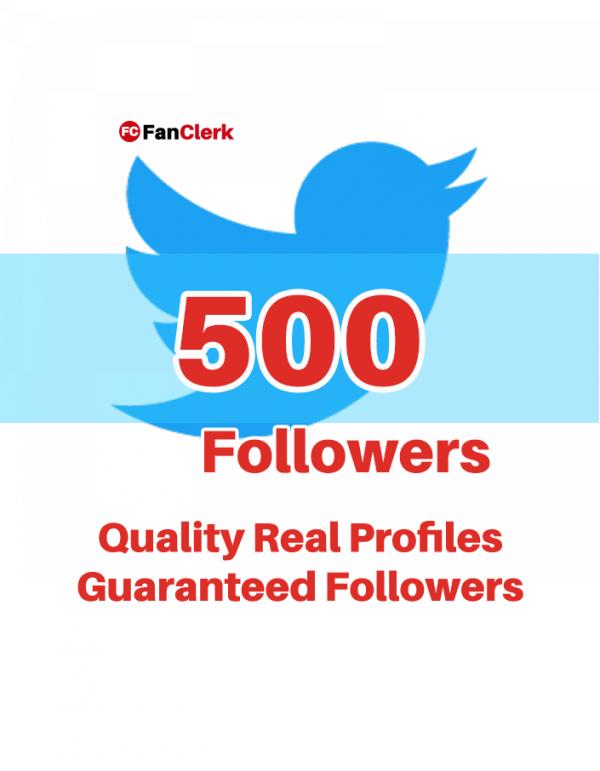 buy twitter followers 500